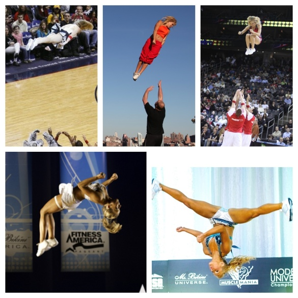 Jump & Flip