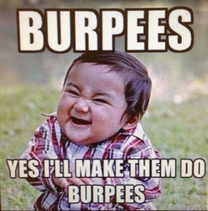 1-Burpee baby