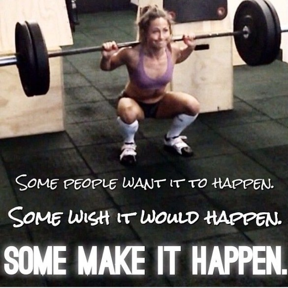 Some Make it Happen